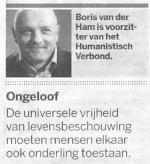 Boris van der Ham Erken het recht op afvalligheid en ongeloof 02