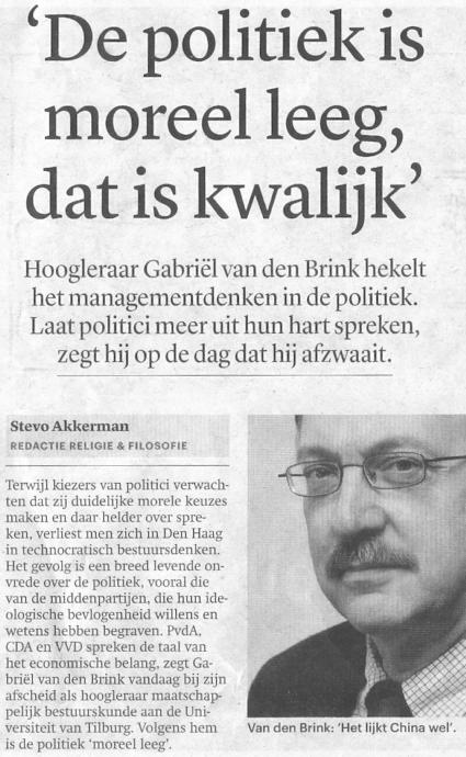 Prof Gabriel van den Brink 00